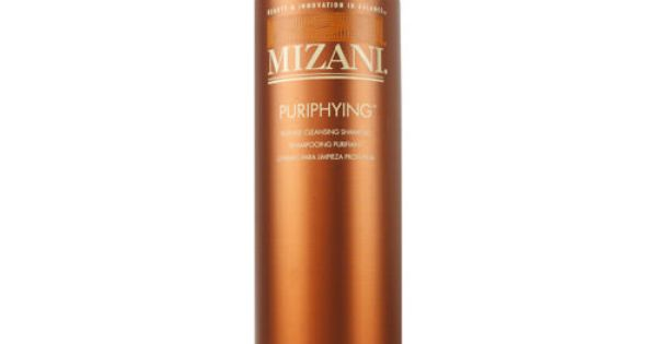 Mizani Clarifying Shampoo  Hair Products We Love