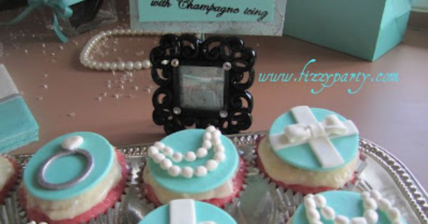 Breakfast at Tiffany's party
