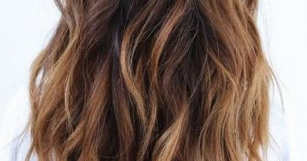 77 nuances de la couleur marron glac laquelle choisir balayage hair style and haircuts - Balayage marron glace ...