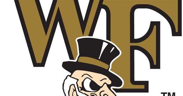 Demon Deacons Wake Forest University Us College Logos