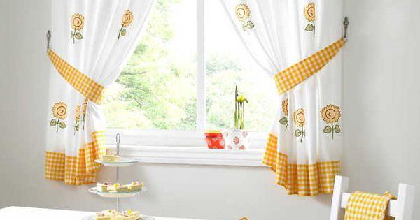 rideaux de cuisine id es de conception6 mes rideaux pinterest rideaux de cuisine de. Black Bedroom Furniture Sets. Home Design Ideas