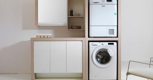 ... lavanderia Ring di Geromin completata da base a tre ante…  Pinteres