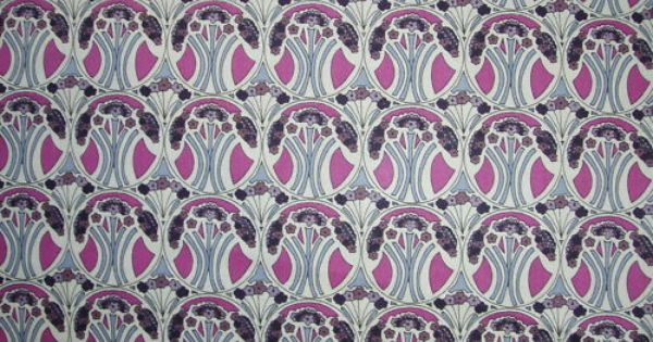 pink 2 yards Liberty of London tana lawn fabric Glenjade