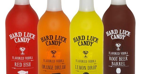 Hard Luck Candy Vodka
