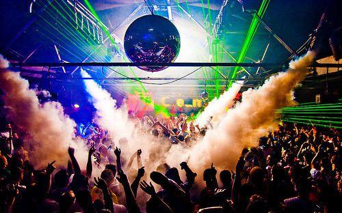 Идеи для вечеринок ночные клубы клубы москвы ночные в юао