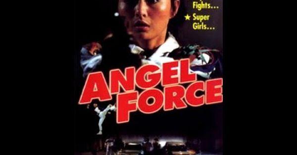 Angel Force Dublado 1991 Moon Lee Cine Band Forca Total Filme