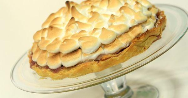 Cbc Sofra طريقة تحضير فطيرة التوت رانيا الجزار Recipe Pie Tart Recipes Desserts
