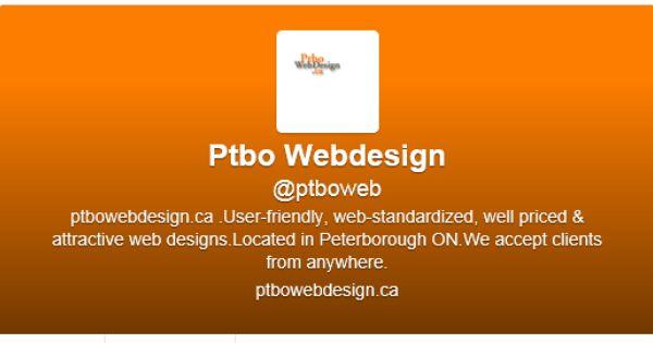 Peterborough On Website Designer Peterboroughontario Ptbo Peterborough Peterboroughon Website Design Website Services Web Design