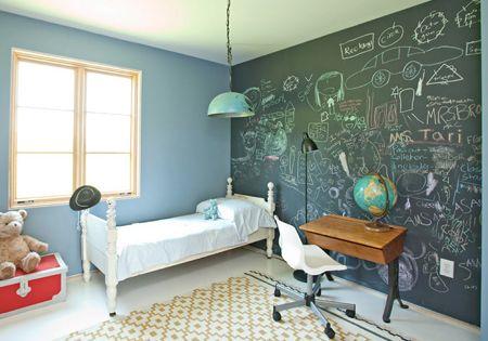 Chalkboard paint for Bedroom chalkboard paint ideas