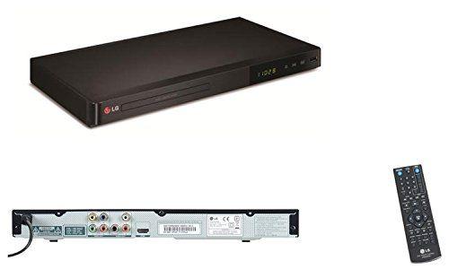 Lg Electronics Dp542h Hdmi Multiregion Dvd Player 1080p Hd