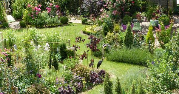 Jardin l 39 anglaise fleurs jardins pinterest for Jardin anglais pinterest