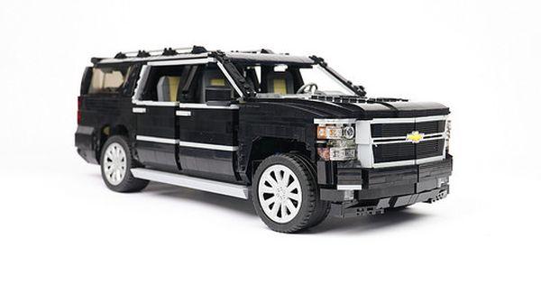 Suburgatory Lego Chevrolet Lego Boat Lego Cars