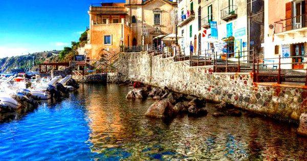 Ne plus vouloir rentrer de vacances I Sicile I