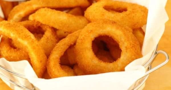 Original Sonic Onion Ring Recipe With Images Sonic Onion