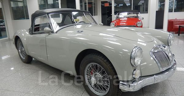 mg a cabriolet 1.6 1961 essence occasion - domont - val-d'oise 95