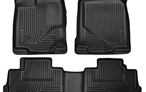 Weathertech 4425213 2007 2013 Mercedesbenz Sclass Black 1st And 2nd Row Floorliner Visit The Affiliate Link Amazon Husky Liners Floor Liners Weather Tech