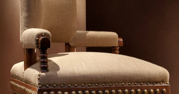 Image detail for -Image of Upholstered Roundabout Chair With Glass ...