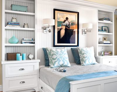 A Guest Bedroom Goes From Catchall to Orderly Retreat A multitasking guest