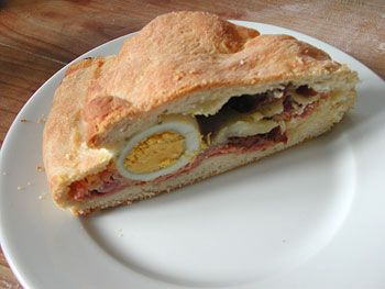 Stuffed Bread Brunch Bread Food Jamie Oliver Recipes