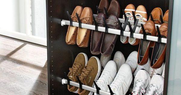 Range Chaussures Leroy Merlin Les Meilleures Astuces Pour Ranger Son Dressing Inspiration Je
