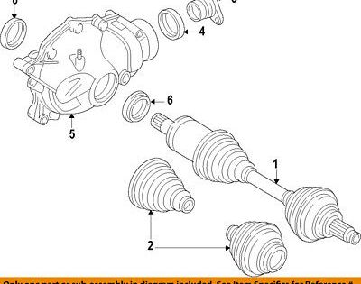 Ad Ebay Bmw Oem 10 15 750i Xdrive Front Axle Differential
