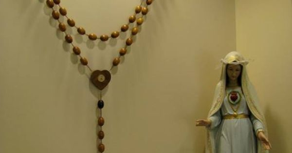My Grandfather Had A Huge Wall Rosary Like This One I D