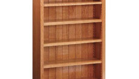 Build A Classic Cherry Bookcase Finewoodworking Bookcase Plans Bookshelf Woodworking Plans Cherry Bookcase