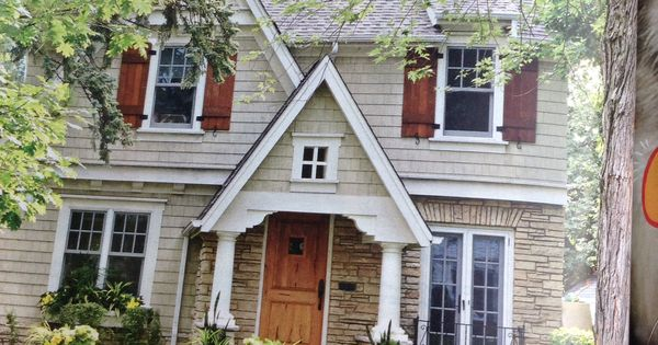 Trim Aesthetic White Sw7035 Sherwin Williams Amp Shingle
