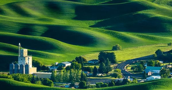 Palouse Region Of Washington State Palouse Dan330 Captain Dan 39 S Travel Tips Pinterest