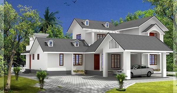 5-Zimmer-Haus mit Satteldach Art Design | Dekoration - Home Design ...