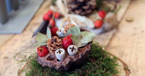 Deko Ideen Herbstfest : ... entstehen kleine Kunstwerke Kreativ-Ideen ...