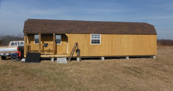 Our Off Grid Life In Oklahoma A Well Storage Sheds And