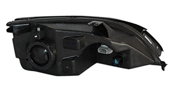 Tyc 206724009 Ford Focus Capa Certified Replacement Left Head Lamp