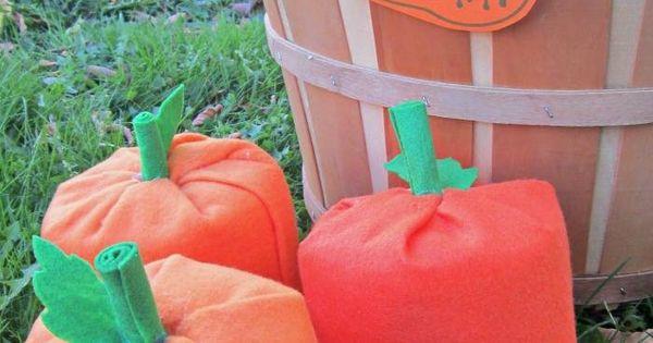 A DIY Pumpkin Chuckin' Halloween Game - Sponsored by CottonelleTarget at B-Inspired