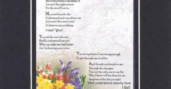 Touching and Heartfelt Poem for Daughters - To My Daughter