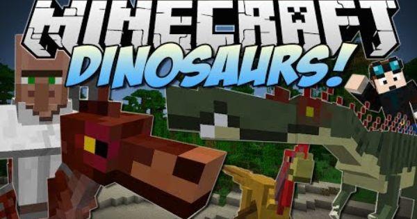 DINOSAURS! (Enter The Jurassic Dimension