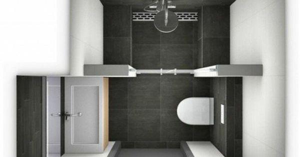 comment am nager une salle de bain 4m2 salle de bain 3m2 plan salle de bain et plans. Black Bedroom Furniture Sets. Home Design Ideas