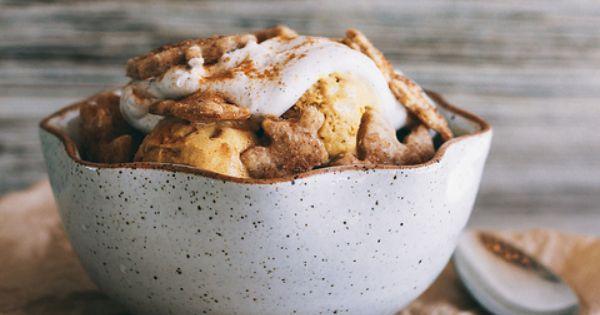 98. Pumpkin Pie Sundae | 101 Pumpkin Recipes From Drinks To Dessert
