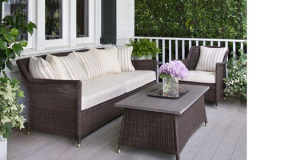 Southampton Richard Frinier Collection By Brown Jordan 39 S Collections Of Outdoor Indoor