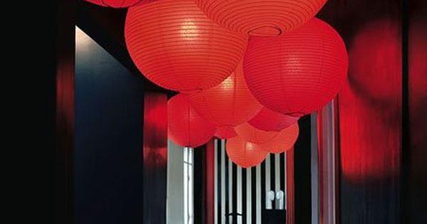 7 id es pour customiser et d tourner des meubles basiques ikea lanternes en - Lanterne papier ikea ...