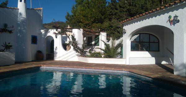 Calpe casa Hibiscus dans le plus pur style méditérannéen à louer