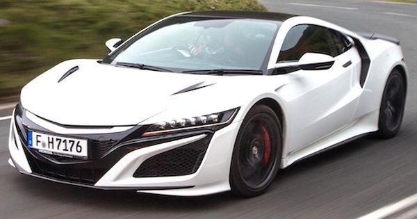 2019 Honda Nsx Rumors Honda Cars Nsx Best Luxury Sports Car