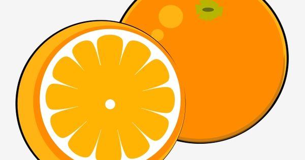 Orange Fruit Clipart Png Vector Element Orange Orange Fruit Orange Vector Png And Vector With Transparent Background For Free Download Fruit Clipart Fruits Drawing Fruit Cartoon