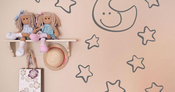 Vinilos decorativos infantiles vinilos infantiles de - Estrellas decoracion infantil ...
