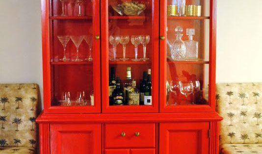 China Cabinet Turned Into A Bar Home Decor Pinterest China Cabinets China And Bar