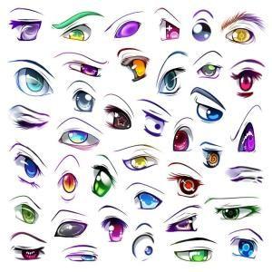 Chibi Eyes 3 Anime Eye Drawing Manga Eyes Anime Eyes