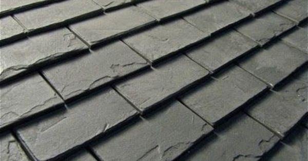 Slate Look Roof Tiles Diy By Hercio Dias Look Telhados