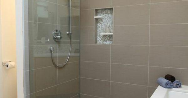 Begehbare dusche ohne t ren badezimmerideen pinterest - Fliesenhandel leipzig ...
