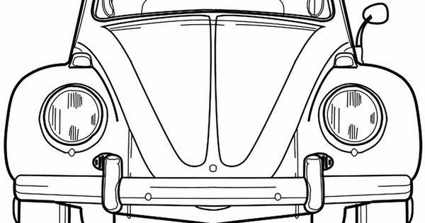 Coloriage Coccinelle Volkswagen.Elegant Coloriage Coccinelle Voiture Meilleur De Coloriage