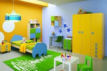Fotos de dormitorios infantiles de dise o muebles - Muebles infantiles diseno ...